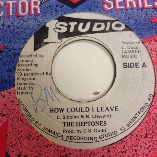 The Heptones - How Could I Leave