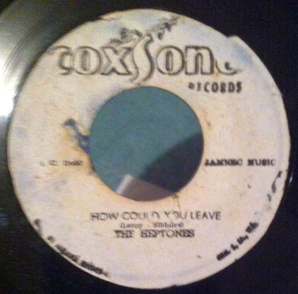The Heptones - How Could You Leave / How Could You Version