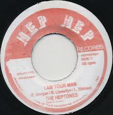 The Heptones - I Am Your Man