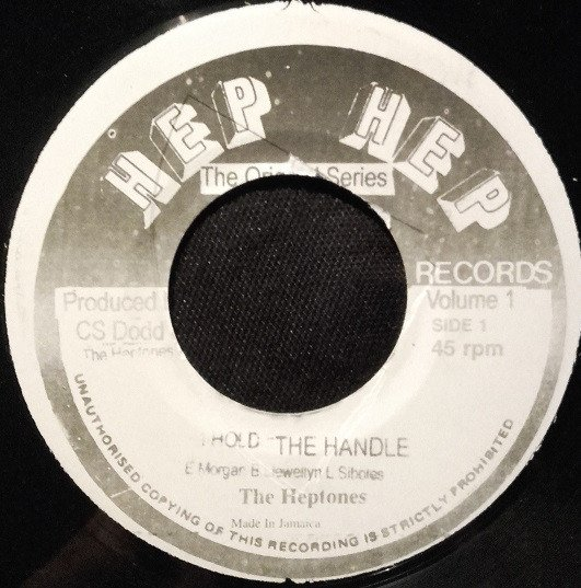The Heptones - I Hold The Handle