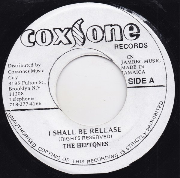 The Heptones - I Shall Be Release