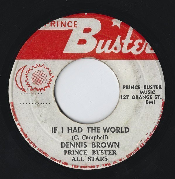 The Heptones - If I Had The World / Our  Day Will Come