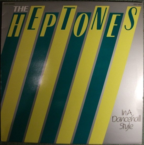 The Heptones - In A Dancehall Style