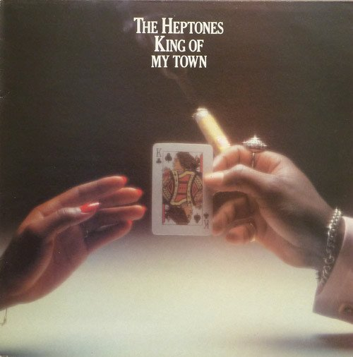 The Heptones - King Of My Town