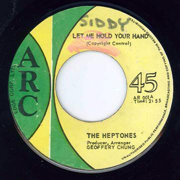 The Heptones - Let Me Hold Your Hand