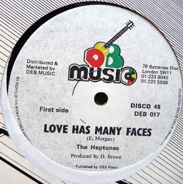The Heptones - Love Has Many Faces / Love To Share