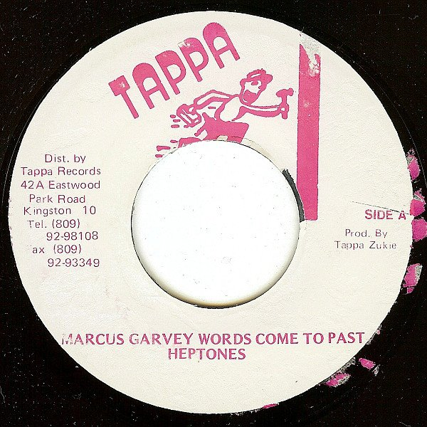 The Heptones - Marcus Garvey Words Come To Past