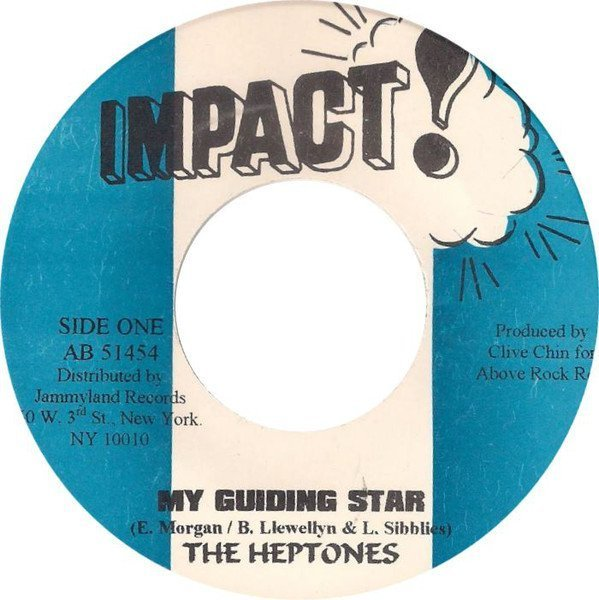 The Heptones - My Guiding Star / My Guiding Red