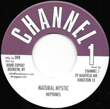 The Heptones - Natural Mystic