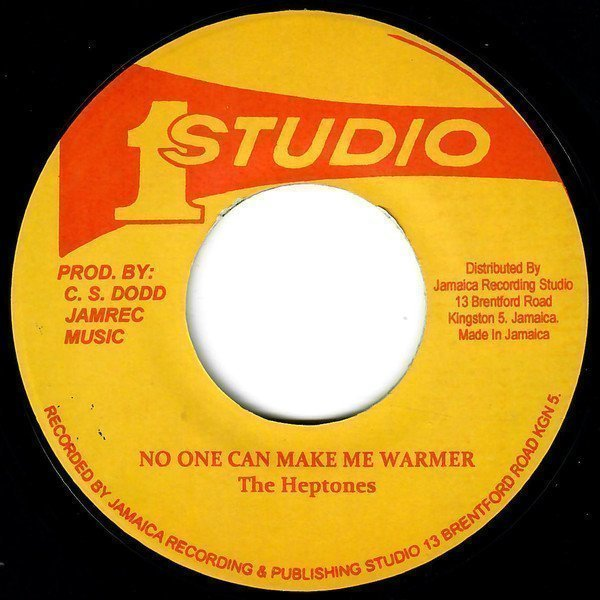 The Heptones - No One Can Make Me Warmer / You Were Wrong