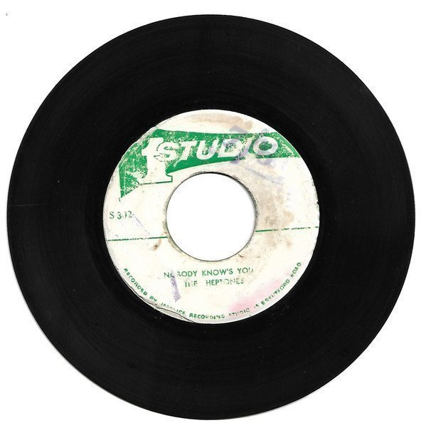 The Heptones - Nobody Knows You / A Change Is Got To Come