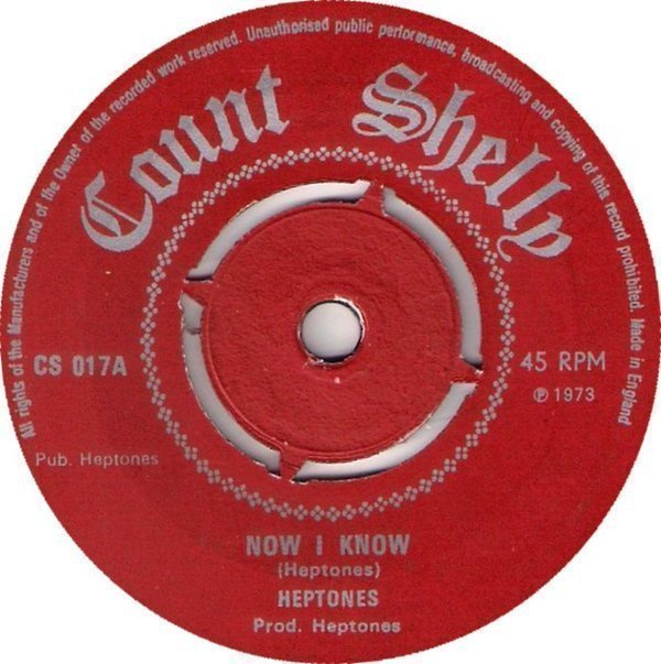 The Heptones - Now I Know