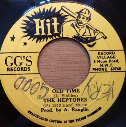 The Heptones - Old Time