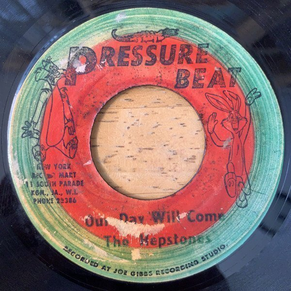 The Heptones - Our Day Will Come / Oh What A Day