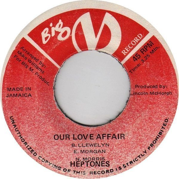 The Heptones - Our Love Affair