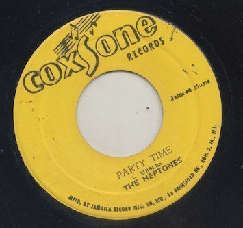 The Heptones - Party Time / If You Knew