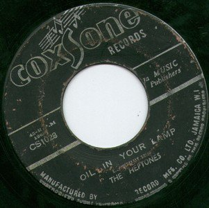 The Heptones - Party Time / Oil In My Lamp
