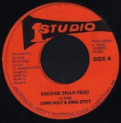 The Heptones - Redder Than Fred / Nobody Knows