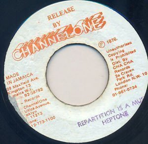 The Heptones - Repatriation Is A Must