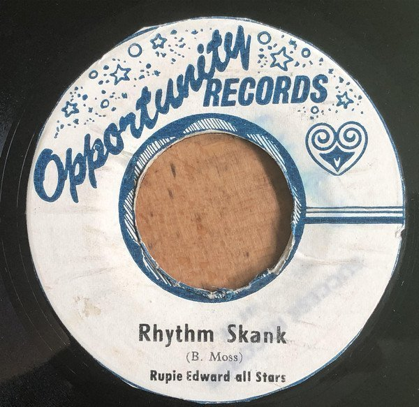 The Heptones - Rhythm Skank / Everything Is Going To Be Alright