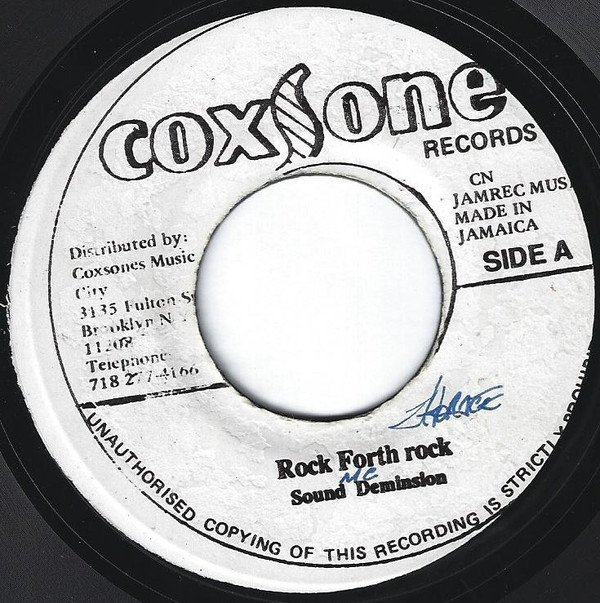 The Heptones - Rock Forth Rock / Social Message