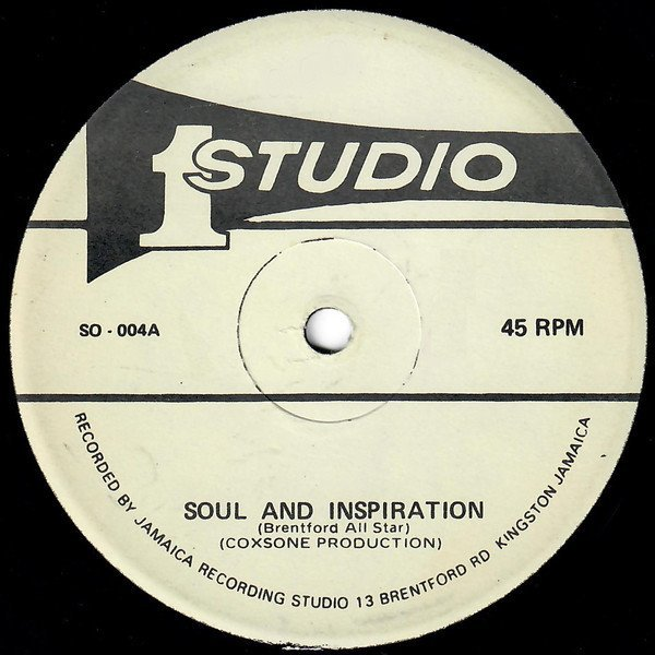 The Heptones - Soul And Inspiration / Purple Lights