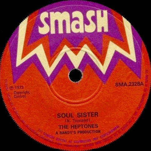 The Heptones - Soul Sister