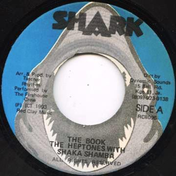 The Heptones - The Book