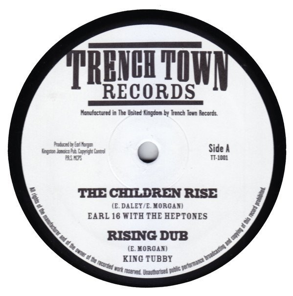 The Heptones - The Children Rise / Some Gone Astray
