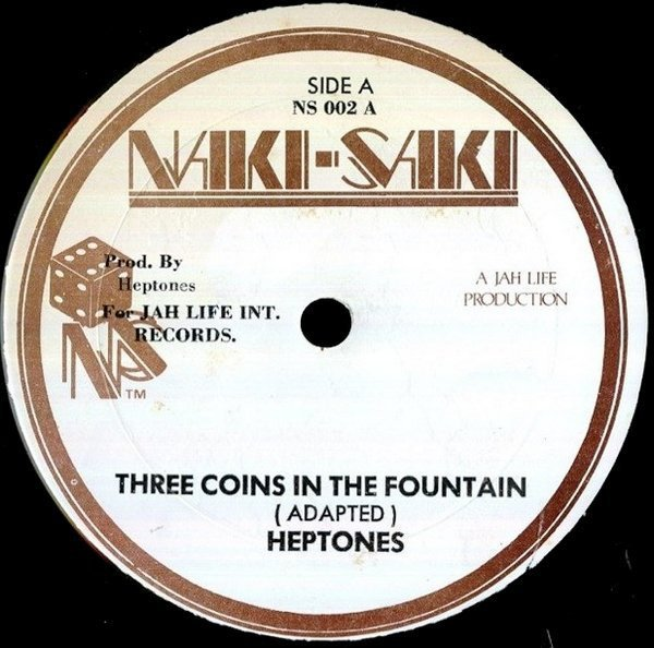 The Heptones - Three Coins In The Fountain / Duck And Come In