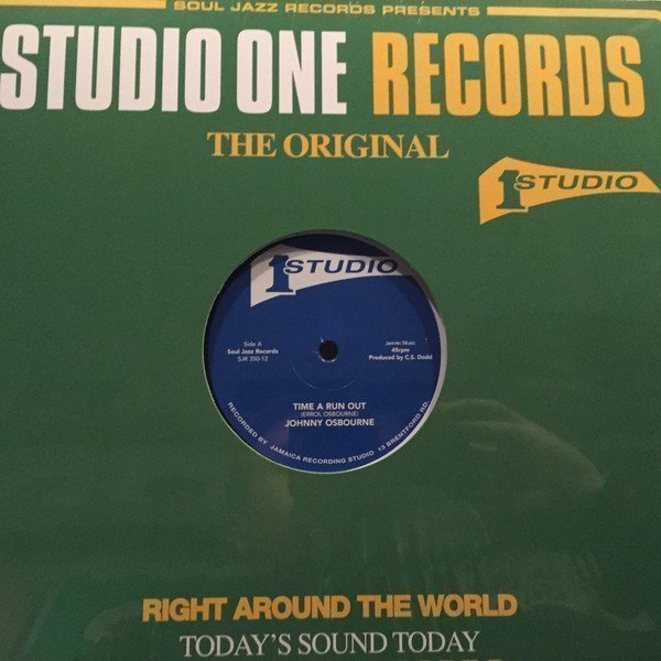 The Heptones - Time A Run Out / Got To Fight On