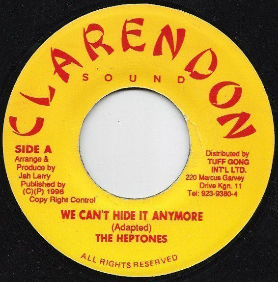 The Heptones - We Can