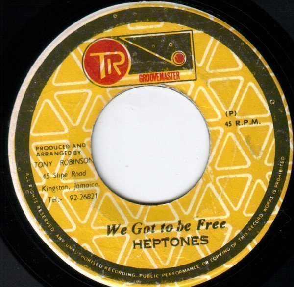 The Heptones - We Got To Be Free