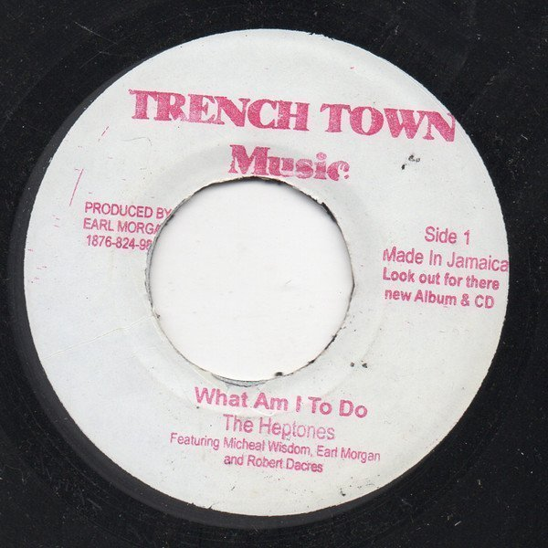 The Heptones - What Am I To Do