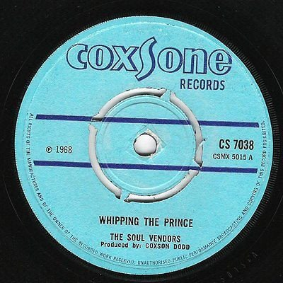 The Heptones - Whipping The Prince / If You Knew