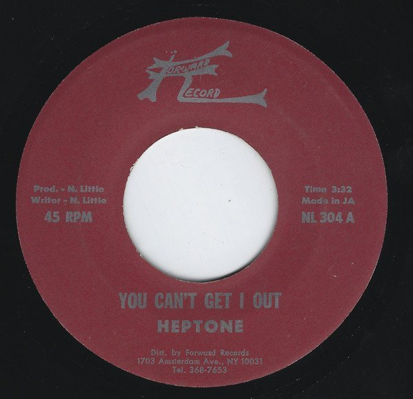 The Heptones - You Can