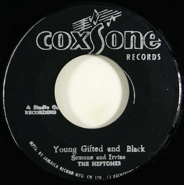 The Heptones - Young Gifted And Black / Joy Land