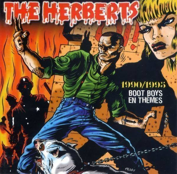 The Herberts - 1990/1995 Boot Boys En Thèmes