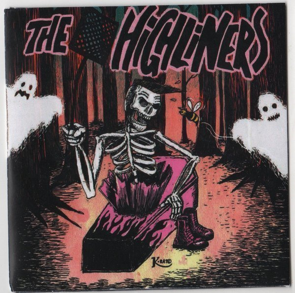 The Highliners - Live At The 6th Psychobilly Earthquake