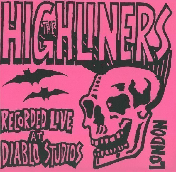The Highliners - The Diablo Sessions