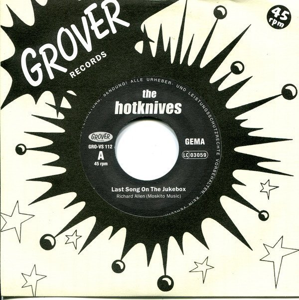 The Hotknives - Last Song On The Jukebox
