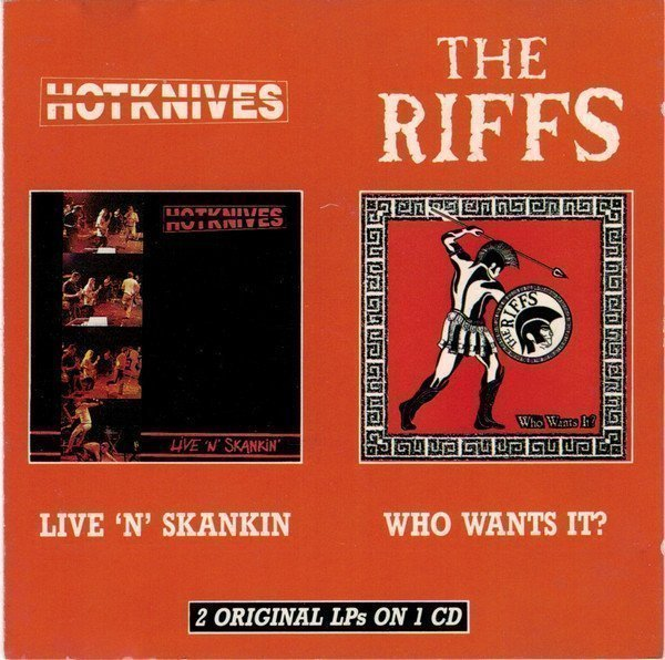 The Hotknives - Live