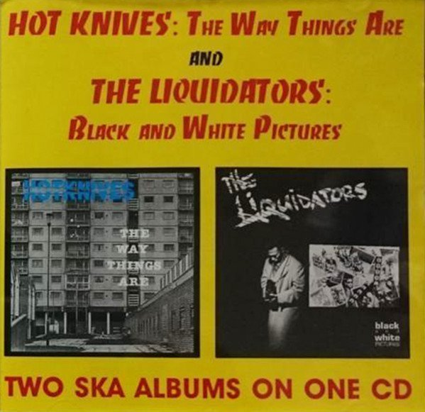 The Hotknives - The Way Things Are / Black And White Pictures