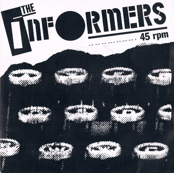 The Informers - Dream Number 1994 / The Sweetest Strike