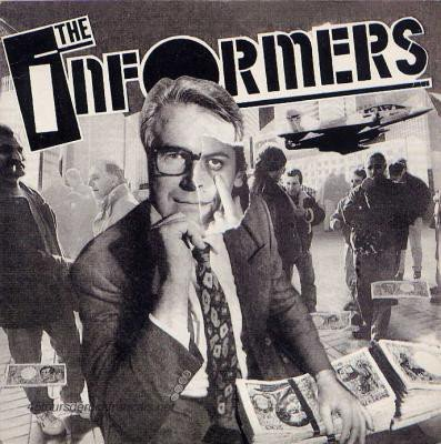 The Informers - Say It With Anger