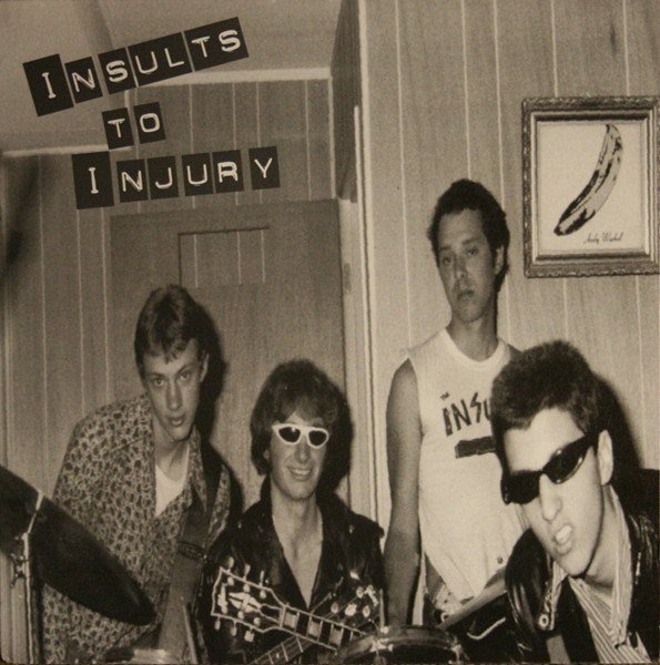 The Insult - Insults To Injury