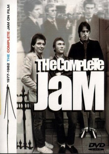 The Jam - 1977-1982 The Complete Jam On Film