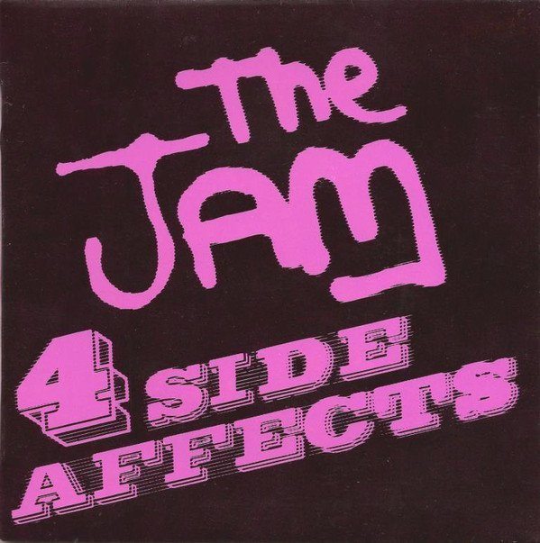 The Jam - 4 Side Affects