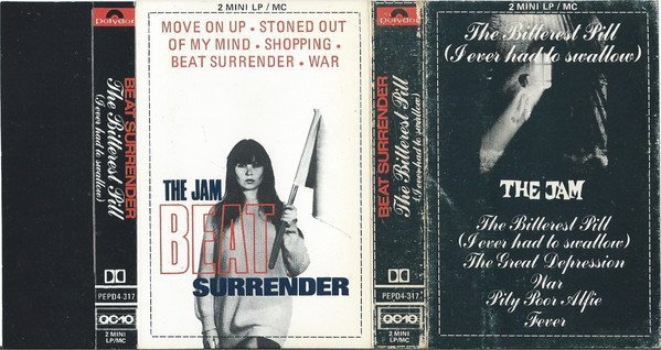 The Jam - Beat Surrender / The Bitterest Pill (I Ever Had To Swallow)