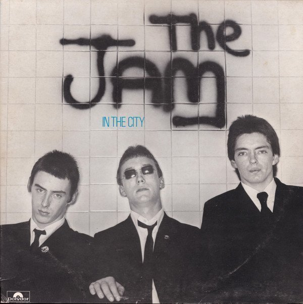 The Jam - In The City / This Is The Modern World